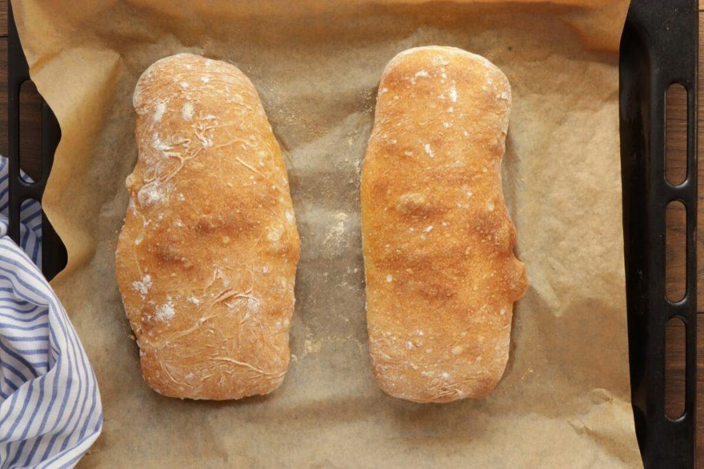 Easy Homemade Ciabatta Bread recipe - step 13