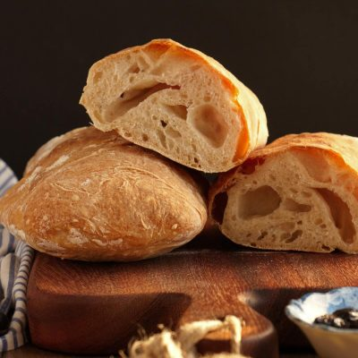 Easy Homemade Ciabatta Bread Recipe-Ciabatta Recipe-How to Make Ciabatta Bread