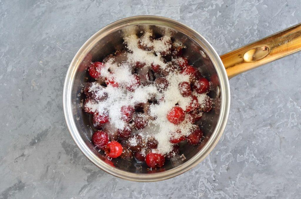 Easy Cherry Puff Pastry Tart recipe - step 1