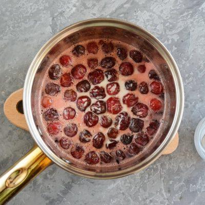 Easy Cherry Puff Pastry Tart recipe - step 2