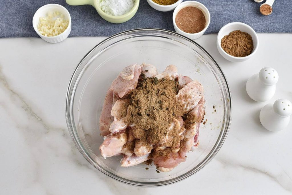 Fabulously Flavorful Geera Chicken recipe - step 1