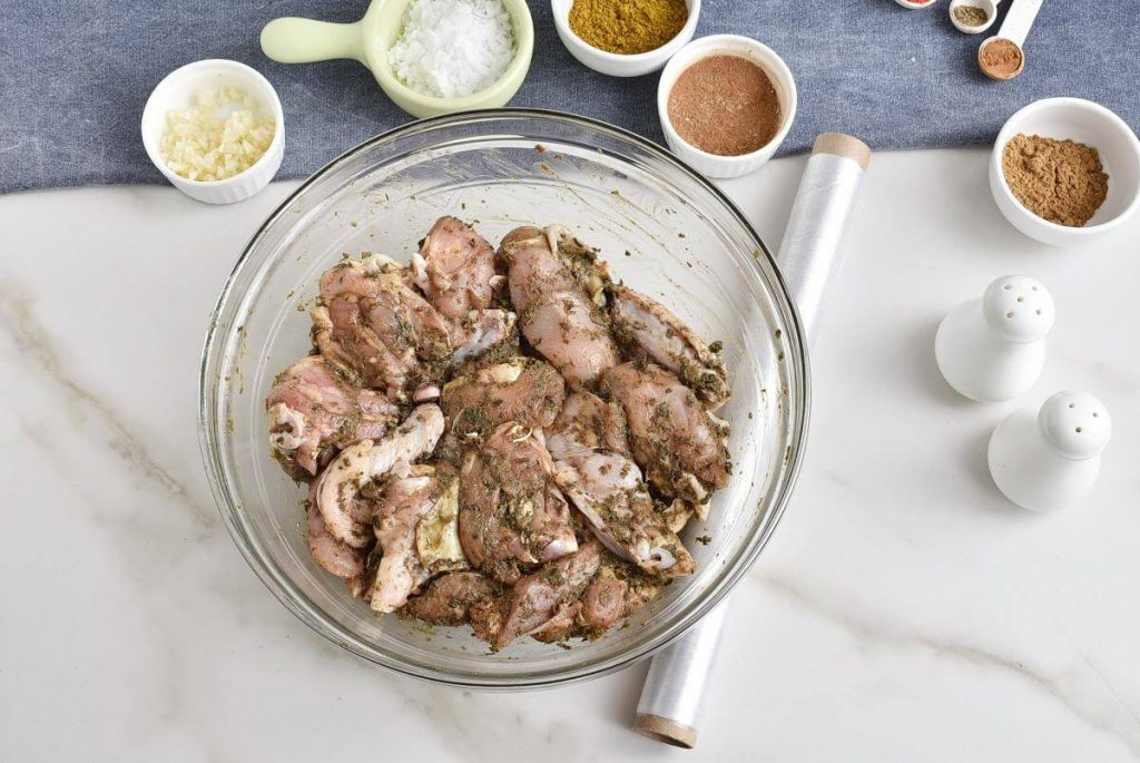 Fabulously Flavorful Geera Chicken recipe - step 2