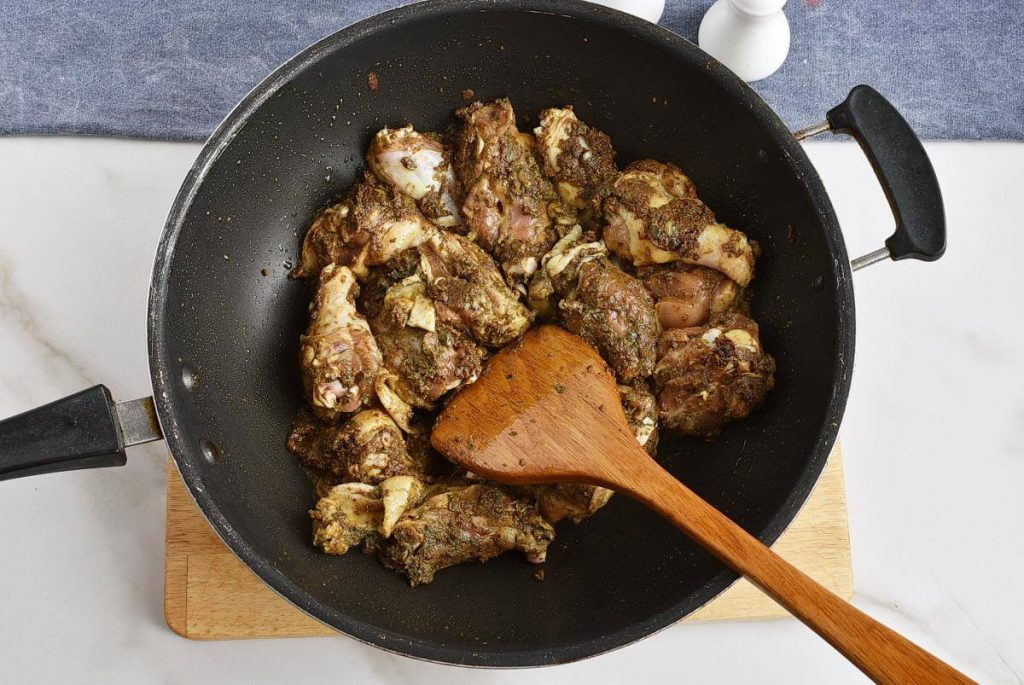 Fabulously Flavorful Geera Chicken recipe - step 6