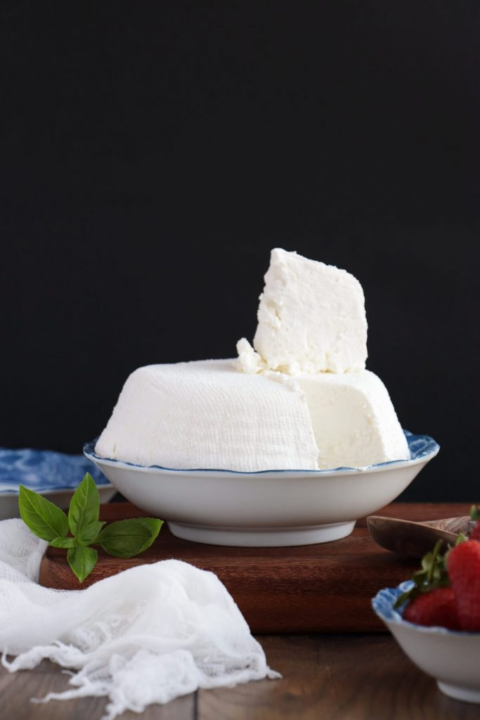 Healthy Homemade Cheese