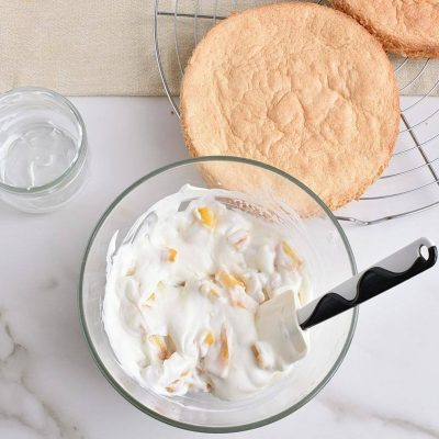 Fruity Sponge Cake recipe - step 8