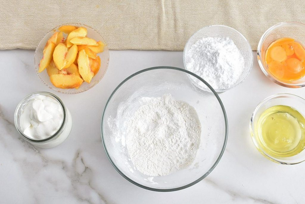 Fruity Sponge Cake recipe - step 2