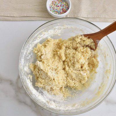 Funfetti Sugar Cookies recipe - step 5