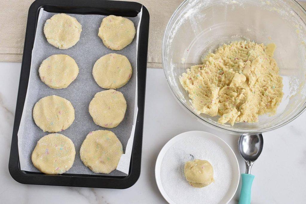 Funfetti Sugar Cookies recipe - step 6