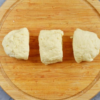Griddle Scones with Honey recipe - step 5