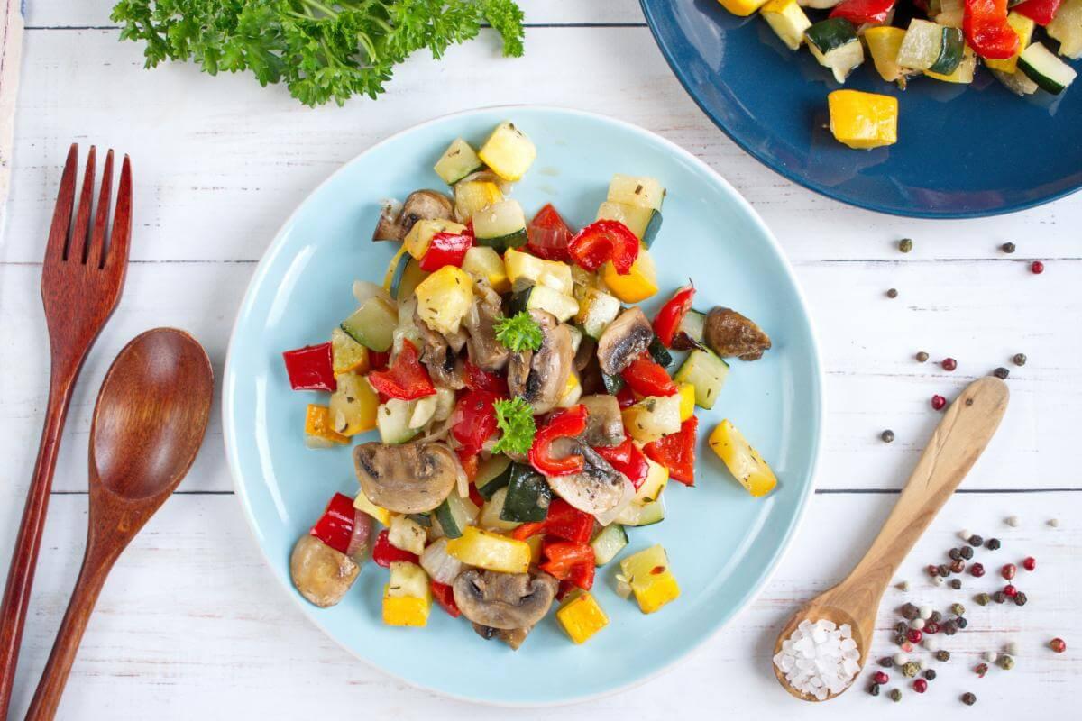 Healthy Recipes For A Self-Quarantine