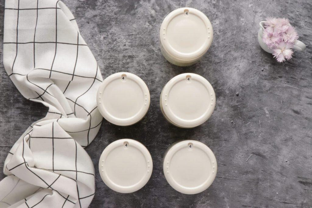Japanese Milk Pudding recipe - step 4