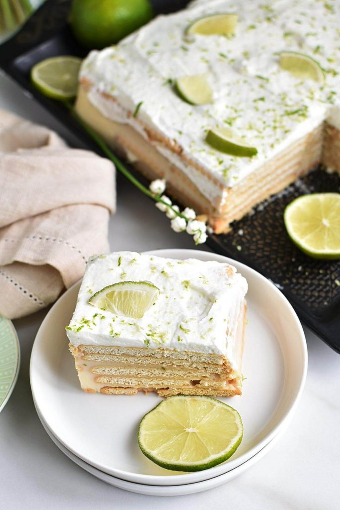 Key Lime Icebox Cake Recipe Recipes–Homemade Key Lime Icebox Cake Recipe–Easy Key Lime Icebox Cake Recipe