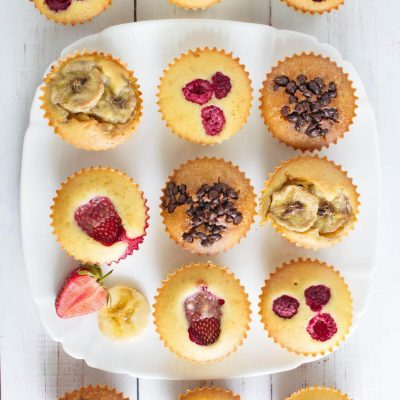 On-The-Go Pancake Muffins - Easy Baked Pancake Muffins - Pancake Muffins on the Go