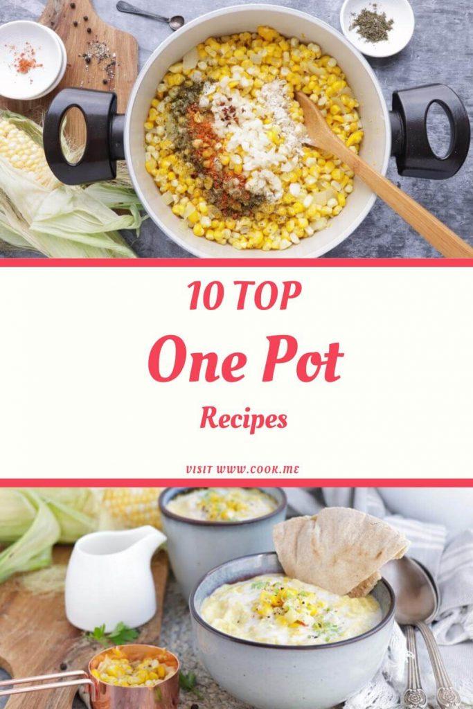 10 TOP One Pot Recipes