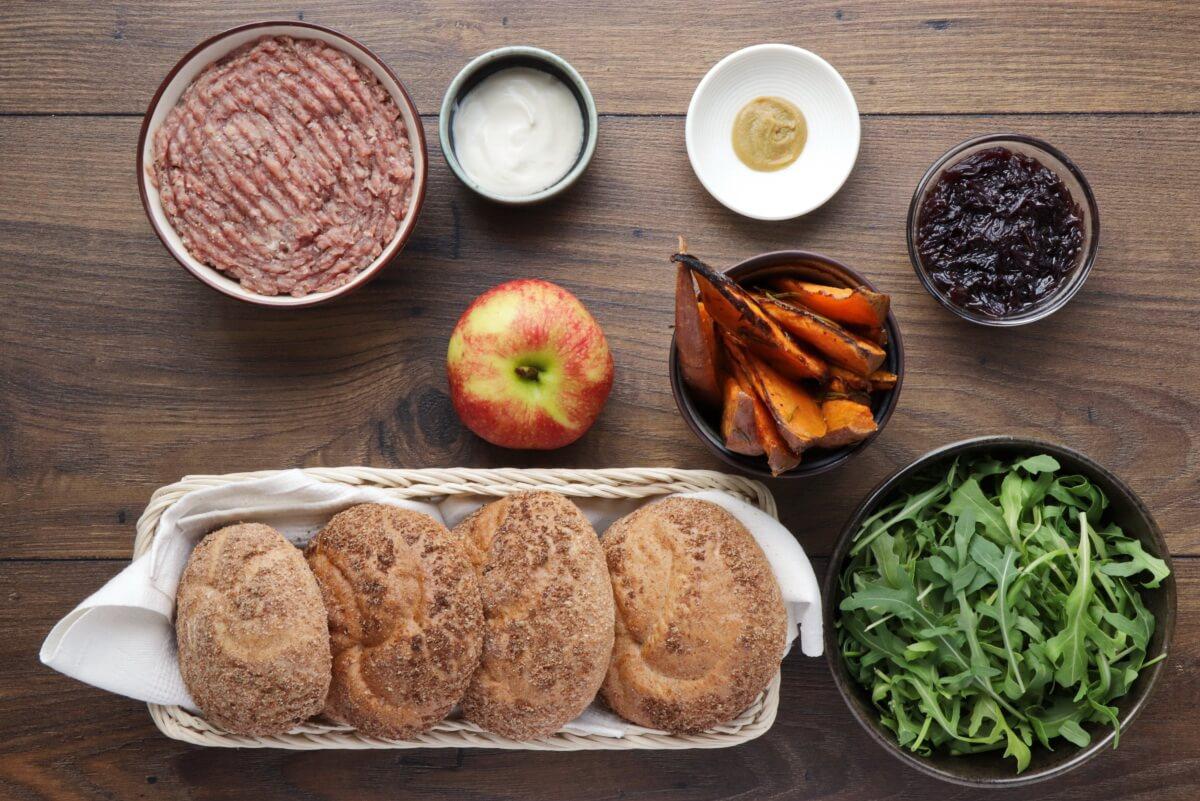 Pork and Apple Burgers Recipe-Pork Burgers-Budget-Friendly Pork and Apple Burgers