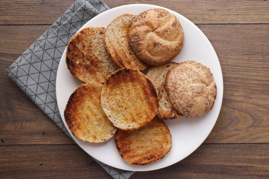 Pork & Apple Burgers recipe - step 3