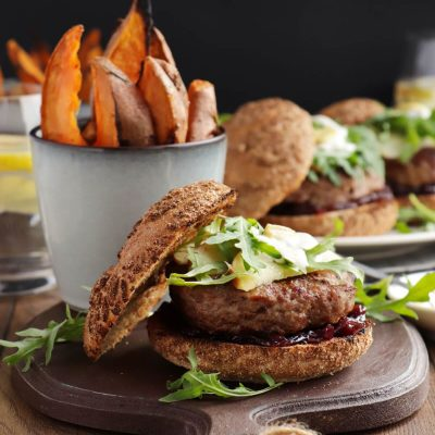 Pork and Apple Burgers Recipe-Pork Burgers-Budget-Friendly Pork and Apple Burgers