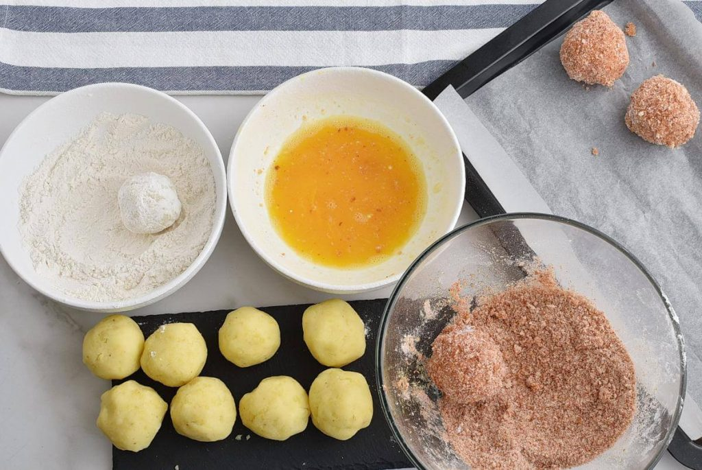 Potato Cheese Balls recipe - step 9