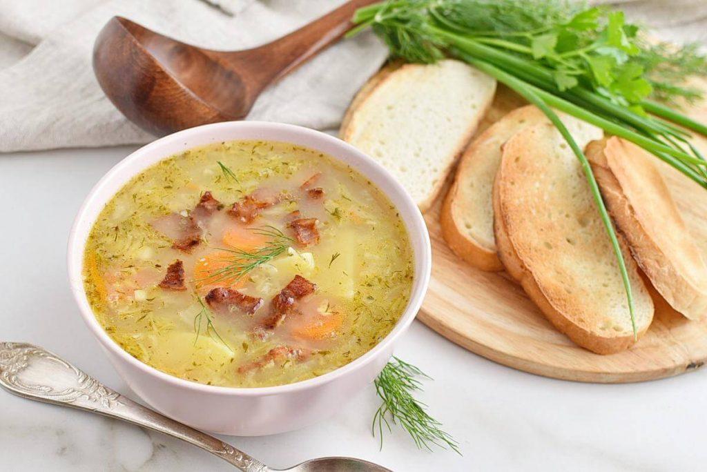 Sauerkraut Soup Recipe (Kapustnyak) Recipes–Homemade Sauerkraut Soup Recipe (Kapustnyak)–Easy Sauerkraut Soup Recipe (Kapustnyak)