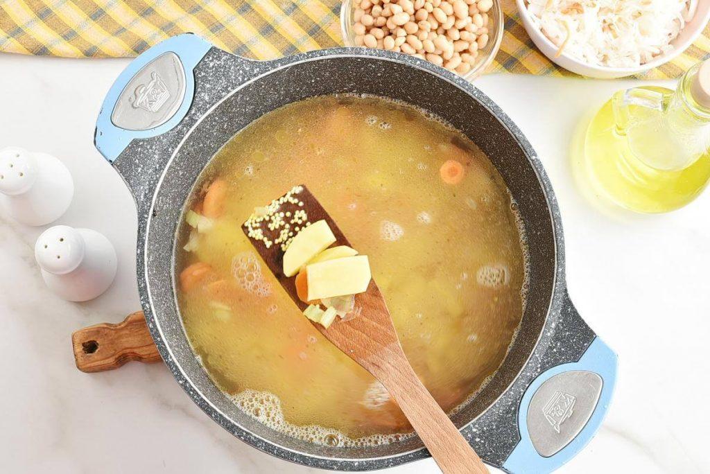 Sauerkraut Soup (Kapustnyak) recipe - step 3