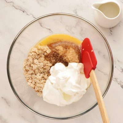 Strawberry Oatmeal Muffins recipe - step 2