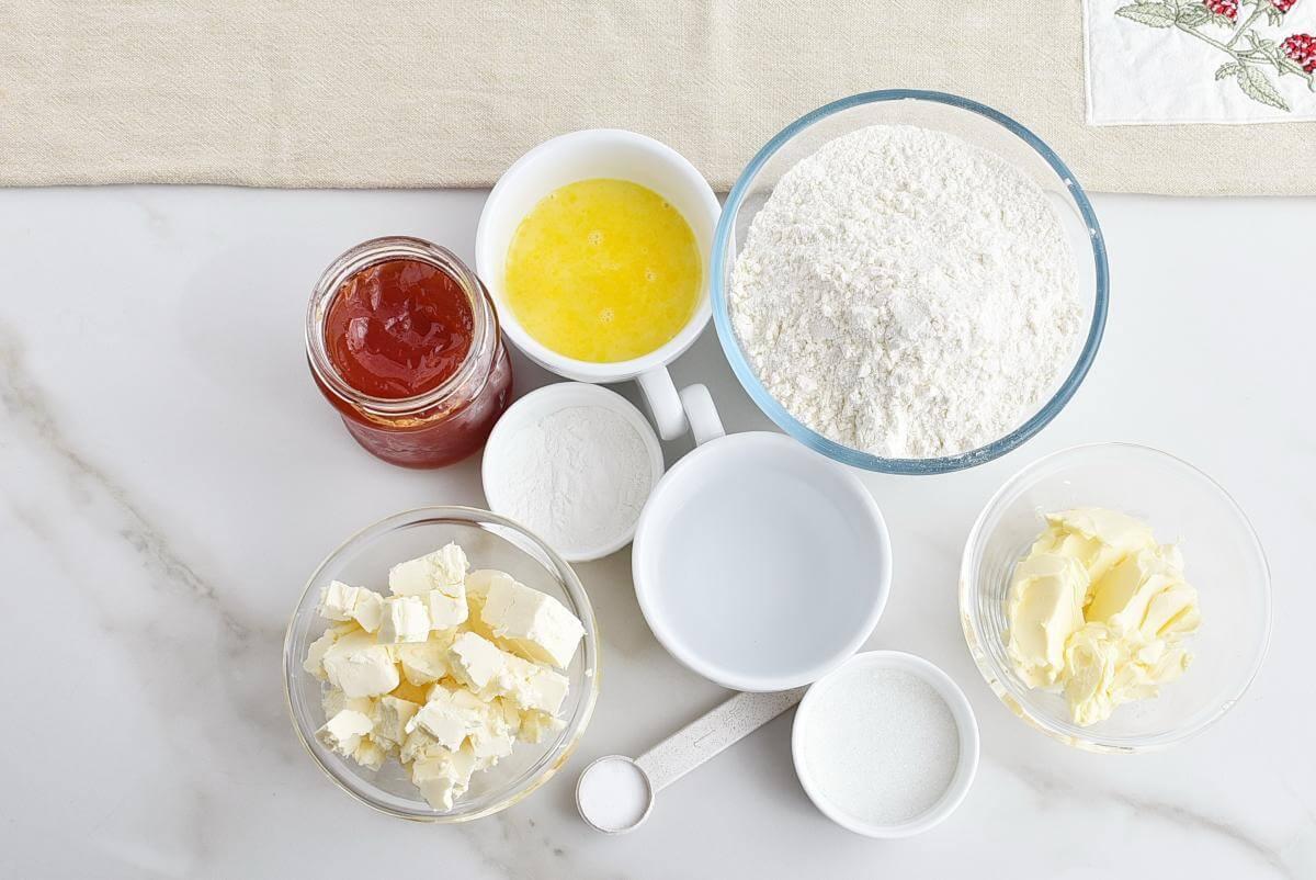 Strawberry Pop Tarts Recipes–Homemade Strawberry Pop Tarts–Delicious Strawberry Pop Tarts