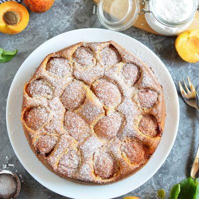 Apricot Cake Recipe-How To Make Apricot Cake-Delicious Apricot Cake