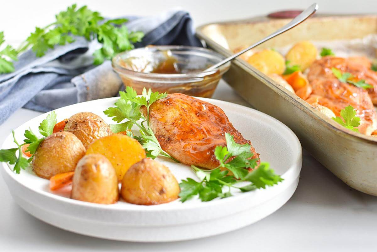 Easy Chicken Recipes For Dinner With Few Ingredients