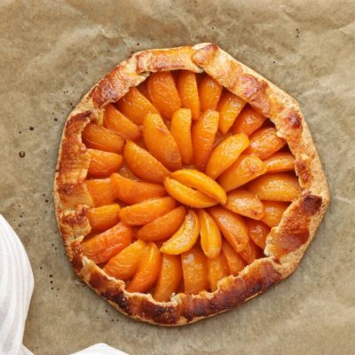 Apricot-Thyme Galette recipe - step 11