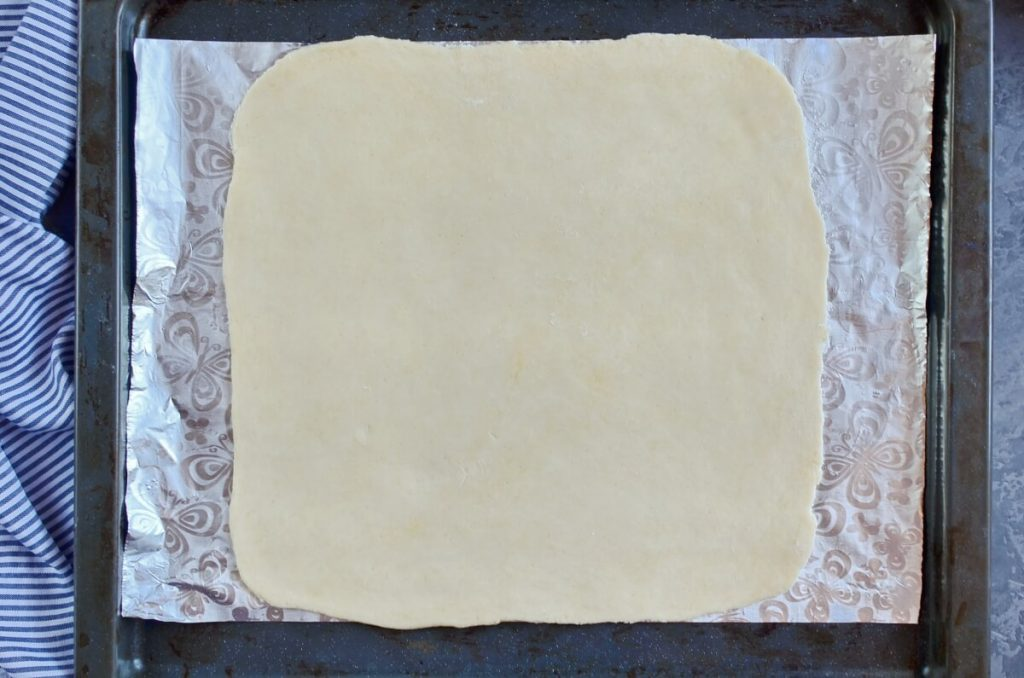Apricot and Lime Galette recipe - step 3