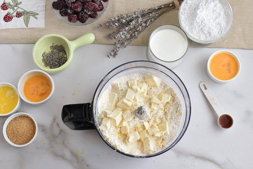 Blackberry Lemon Scones recipe - step 3