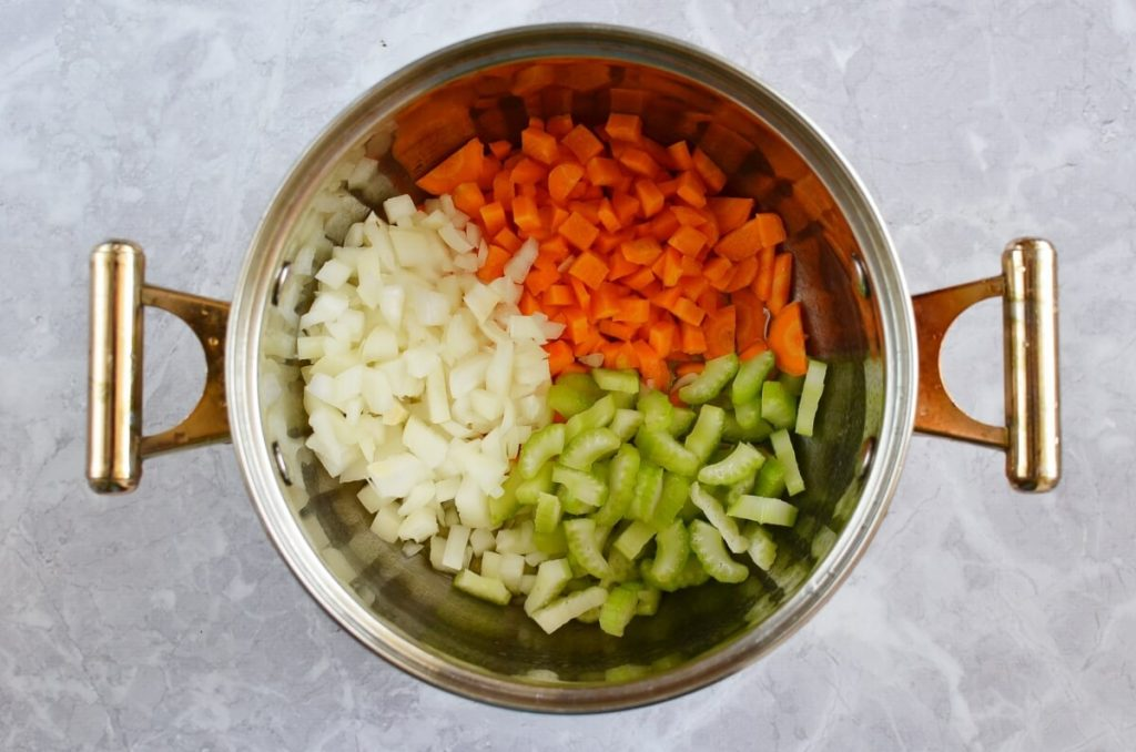 Cabbage Fat-Burning Diet Soup recipe - step 1