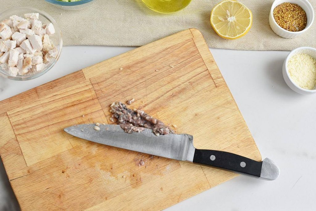 Chicken Caesar Crouton Cups recipe - step 6