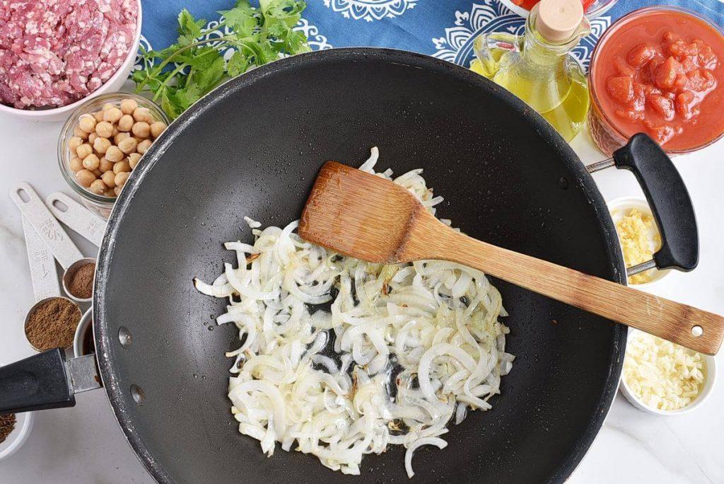 Chili Marrakech recipe - step 2