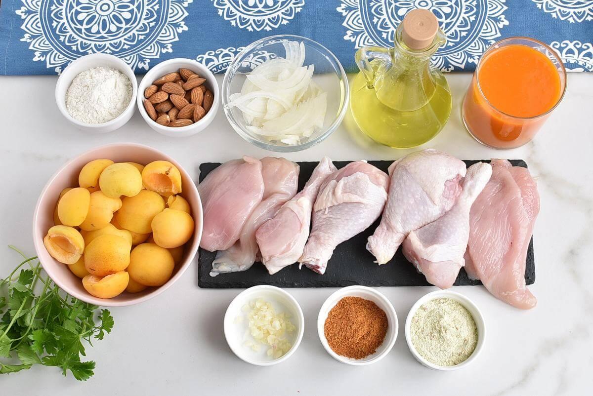 Classic Apricot Chicken Recipe–Homemade Classic Apricot Chicken–Delicious Classic Apricot Chicken