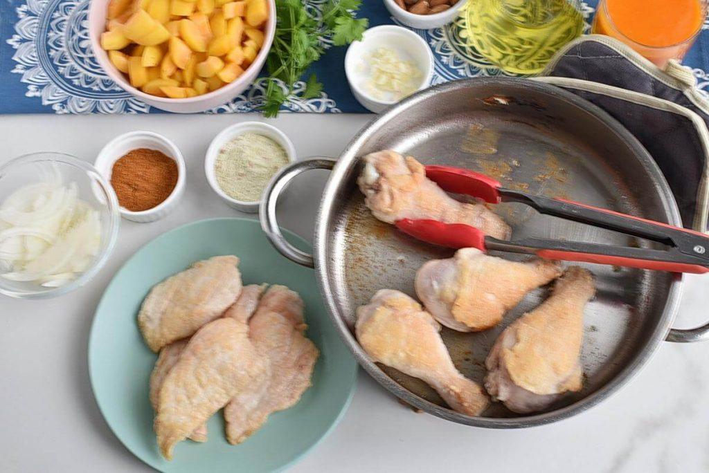 Classic Apricot Chicken recipe - step 3