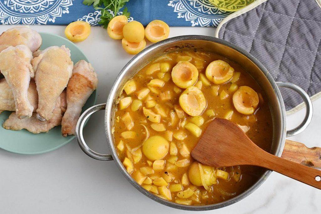 Classic Apricot Chicken recipe - step 6