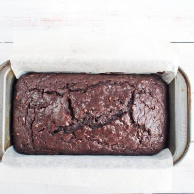Double Chocolate Zucchini Bread recipe - step 6