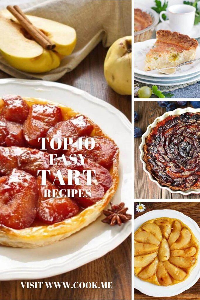 TOP 10 Easy Tart Recipes