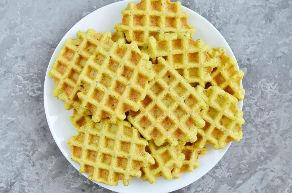 Falafel Waffle recipe - step 5