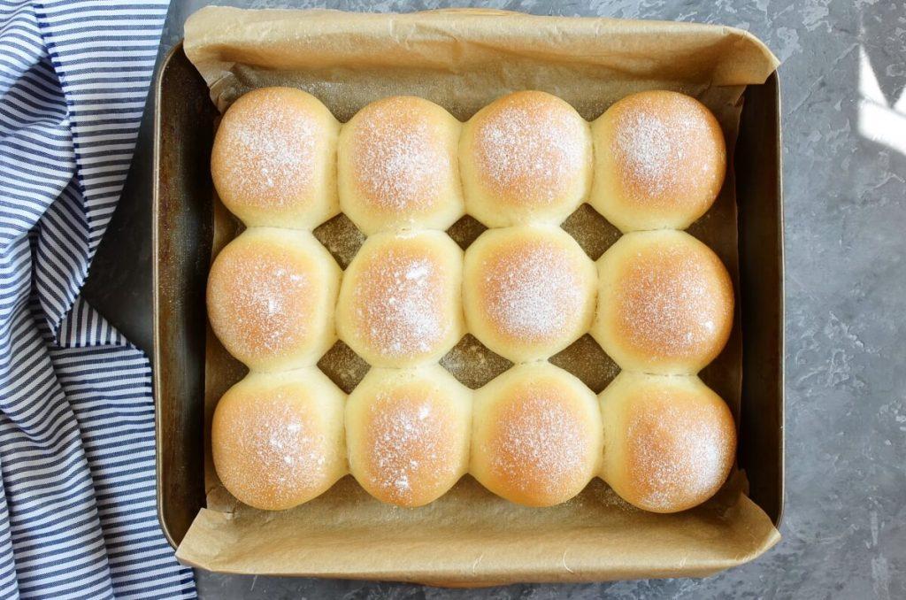 Fluffy Japanese Milk Bread recipe - step 6