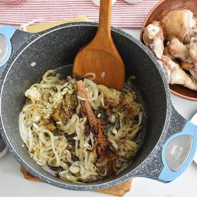 Greek Corfu Chicken and Bucatini recipe - step 2