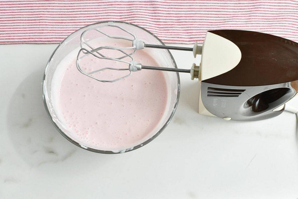 Greek Yogurt Raspberry Jello Dessert recipe - step 4