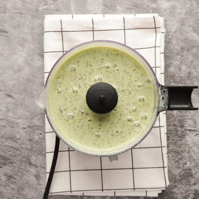 Healthy Pear Ginger Chia Smoothie recipe - step 4