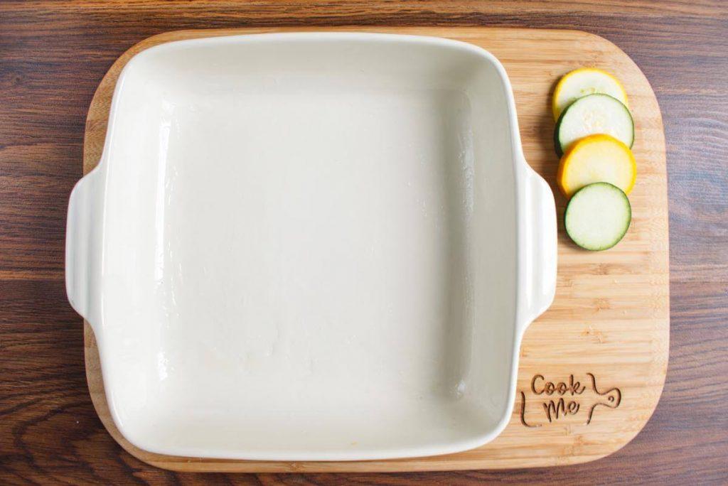 Healthy Zucchini & Summer Squash Casserole recipe - step 1