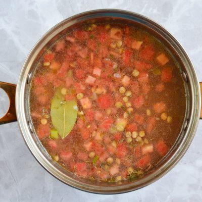 Italian Lentil Soup recipe - step 4