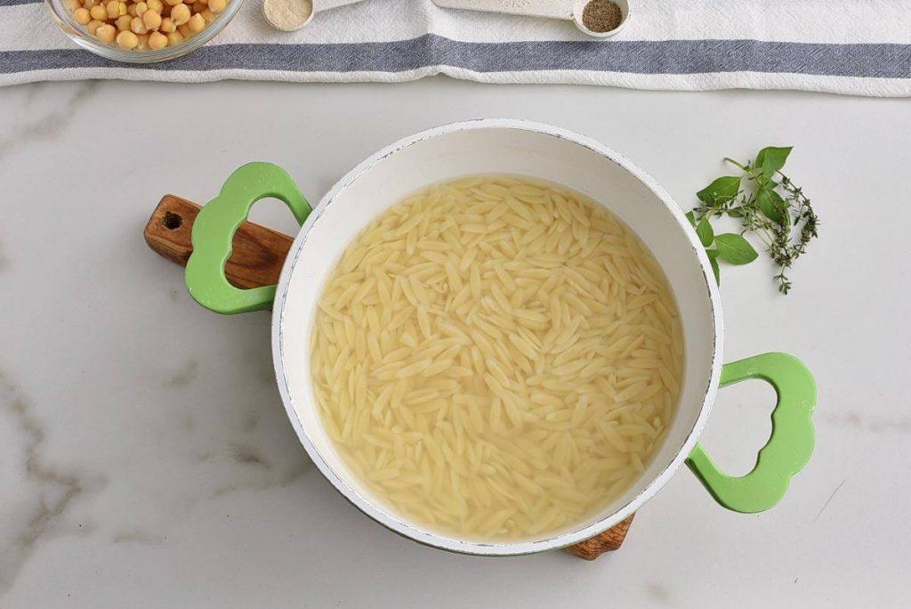 Italian Orzo Jar Salad recipe - step 2