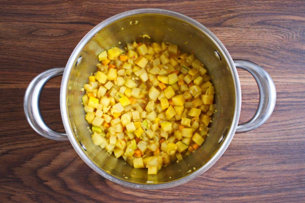 Summer Squash Soup recipe - step 5