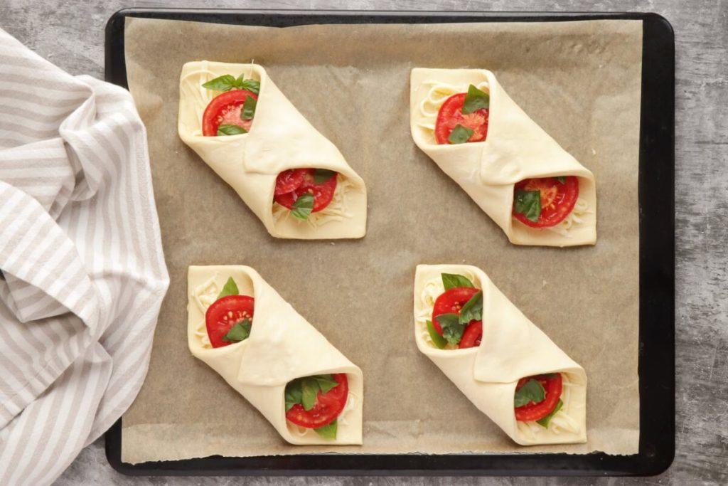Tomato Basil Pastries recipe - step 5