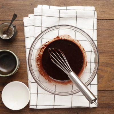 Vegan Chocolate Crepes with Banana recipe - step 3